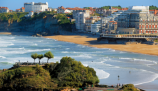 Loue appartement 4/5 couchages - Biarritz front de Mer -Golf- Thalasso
